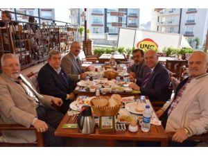 Süleymanpaşa'dan Gıda Bankası Çalışmaları