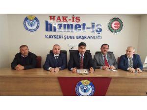 Hizmet-iş Sendikası 1 Mayıs'ı Sakarya'da Kutlayacak