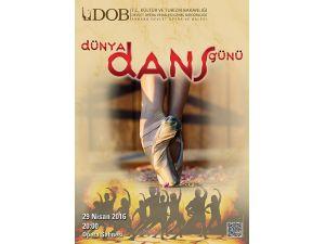 Dünya Dans Günü'nde göç olaylarına dikkat çekilecek