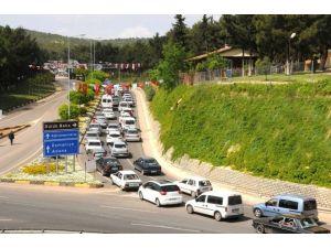 Şehitkamil Belediye Başkanı Rıdvan Fadıloğlu'ndan Piknikçilere Trafik Uyarısı