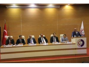 MTSO Nisan Ayı Meclis Toplantısı Yapıldı