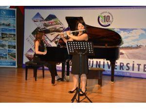 Üniversite Flüt Ve Piyano Resitali