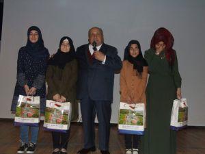 Öğrencilerden 'Kutlu Doğum' programı