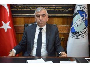 """Demirci: """"1 Mayıs'ı Çanakkale'de Kutlayacağız"""""""