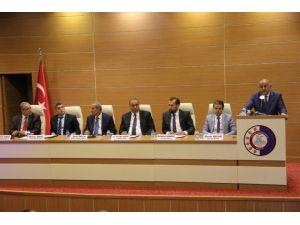 MTSO Başkanı Erkoç: Yatırımcıları çekmek için farklı teşvikler verilmeli