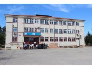Yavuzeli'nde TEOG Sınavları Yapıldı.