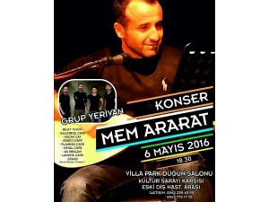 Van'da Mem Ararat Konseri