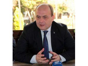 AK Parti Manisa İl Başkanı Gürcan'dan Taziye Mesajı