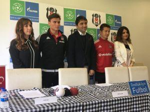 Gazprom Dostluk Turnuvası'na Beşiktaş U14 ve U15 takımları seçildi