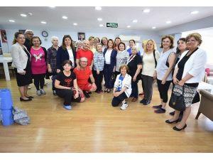 Başkan Eşleri Yaşlılar İçin İzmir'deydi