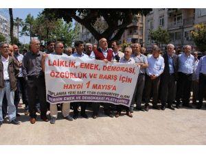 Mersin'de 1 Mayıs Kutlamalarında Anlaşma Sağlandı