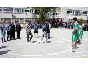 Milli Futbolcu Ahmet Çalık'tan gençlere, 'sigarayı bırak, spora bak' tavsiyesi