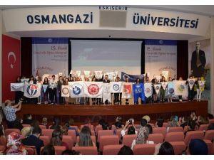 15'inci Ulusal Hemşirelik Öğrencileri Kongresi ESOGÜ'de Başladı