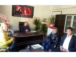 Osmanlı Ocaklarından, Belediye Başkan Yardımcısı Şafak'a Ziyaret