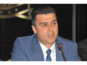 Belediye-iş Sendikası Niğde Şube Başkanı Yusuf Karaca;