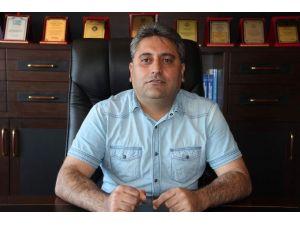 """Çat Belediye Başkanı Kamil Duru: """" Nevşehir Spora Talibiz"""""""