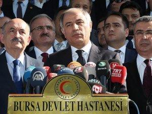 İçişleri Bakanı Ala: Terör örgütüne ilişkin kesin bulgulara ulaşıldı