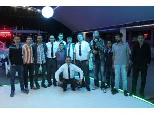 Malatya Spor Camiası, Kuşçu'nun Doğum Gününde Bir Araya Geldi