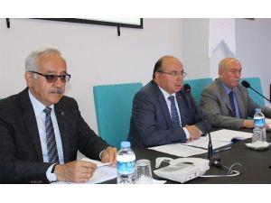 Vali Amir Çiçek'ten Yatırım Talimat
