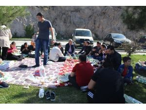 Altınokta Körler Derneği Piknikte Buluştu