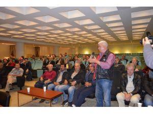 Selçuk'taki Kent Konseyi Toplantısına Damga Vuran Res Şikayeti