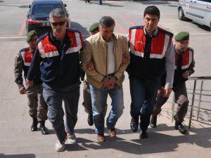 Jandarmanın film gibi takibi zanlıyı Bulgaristan'da yakalattı