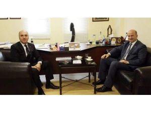 AK Parti Mudanya'nın Yeni Başkanı Dr. Murat Ünal