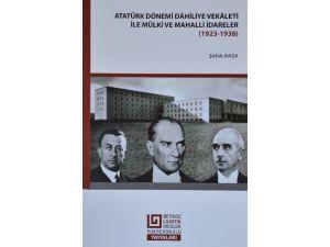Teski Genel Müdürü Başa'nın 2'nci Kitabı Yayımlandı