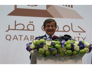 Davutoğlu, İslam ülkelerinin liderlerine AB'yi örnek gösterdi
