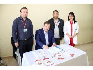 Esenyurt Belediye Başkanı Kadıoğlu Organlarını Bağışladı