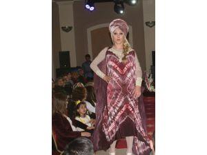 Osmanlı Motifli Kıyafetler İzleyenleri Büyüledi