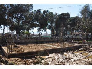 Nazilli Belediyesi Yol Çalışmalarına Devam Ediyor