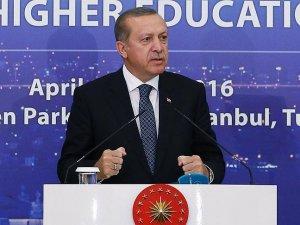 Cumhurbaşkanı Erdoğan: Öz güvenini yitiren bir milletin tekrar tarih yazması mümkün değildir