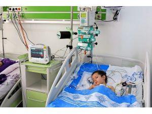 """""""Çocukların Kalbi Karabağ'da Atıyor"""" Kampanyası Cephede Doğuştan Kalp-damar Hastası Çocuklara Umut Oluyor"""