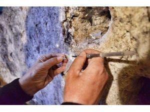 Tarihi Kilisede Restorasyon Ve Konservasyon İçin Ön Hazırlık Sürüyor