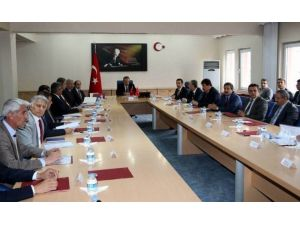 2016 Yılı 2. Dönem İl Koordinasyon Kurulu Toplantısı Yapıldı