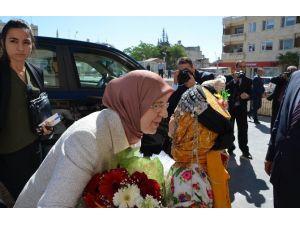 Bakan Ramazanoğlu Roketlerin Düştüğü Kilis'te