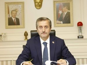 Şahinbey Belediye Başkanı Mehmet Tahmazoğlu'nun 1 Mayıs Mesajı