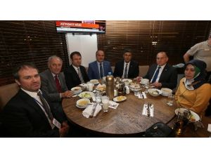Başkan Gürlesin Pamukkale'yi Anlattı