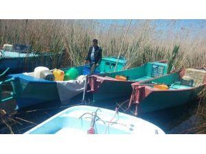 Kaobder Su Ürünleri Denetim Ekibine Saldırıyı Kınadı