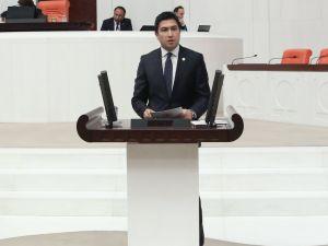 AK Partili Özkan: Küt'ül Amare Zaferi dönüm noktalarından biri