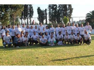 Aydınlı Sağlıkçılar Turnuvada Buluştu