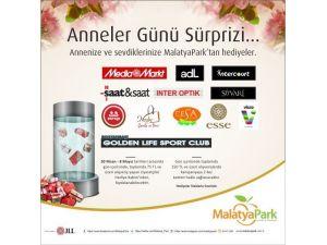 Malatya Park'ta Anneler Günü Kampanyası