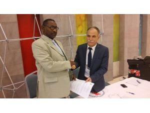 OMÜ Ve Sudan Üniversitelerinin İşbirliği