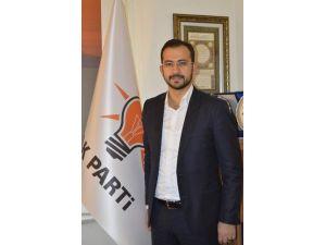 AK Parti İl Başkanı Tanrıver, İşçi Bayramını Kutladı