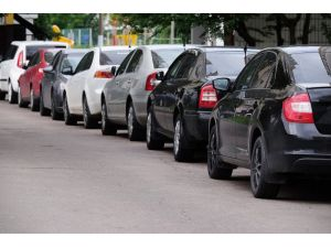 Fethiye'de yol üstü araç parkları ücretsiz