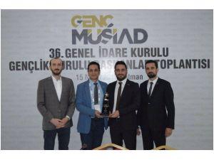 Malatya Genç MÜSİAD, Türkiye 2.'si Oldu