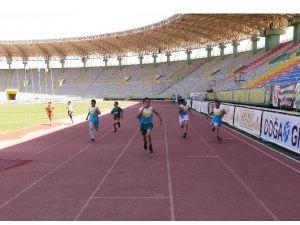 Haliliye Belediyesi, Atletizmde Yeni Sporcular Yetiştiriyor