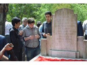 Kut'ül Amare Komutanı Halil Kut Paşa Mezarı Başında Anıldı