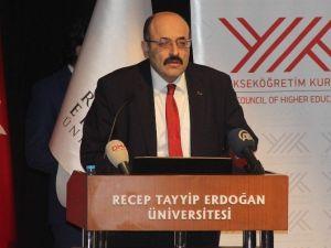 Saraç, Türkiye'nin Yeni 'YÖK'ünü Anlattı